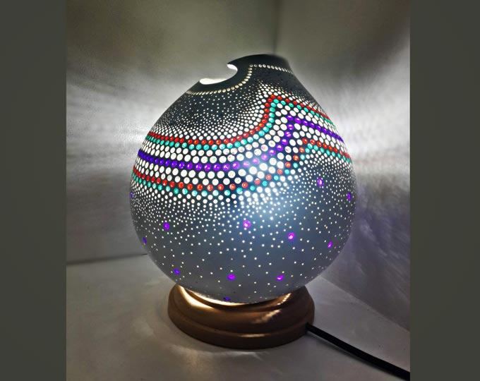 waves-handmade-gourd-lamp-calabash
