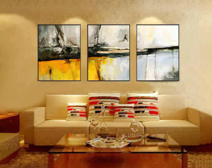 3-panel-abstract-yellow-acrylic