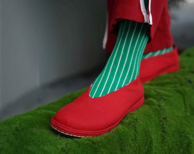 red-handmade-cloth-shoes-with