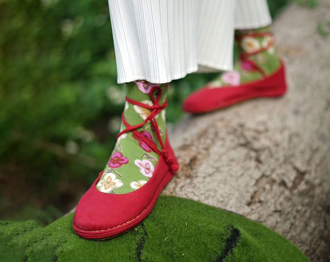 claretred-handmade-cloth-shoes