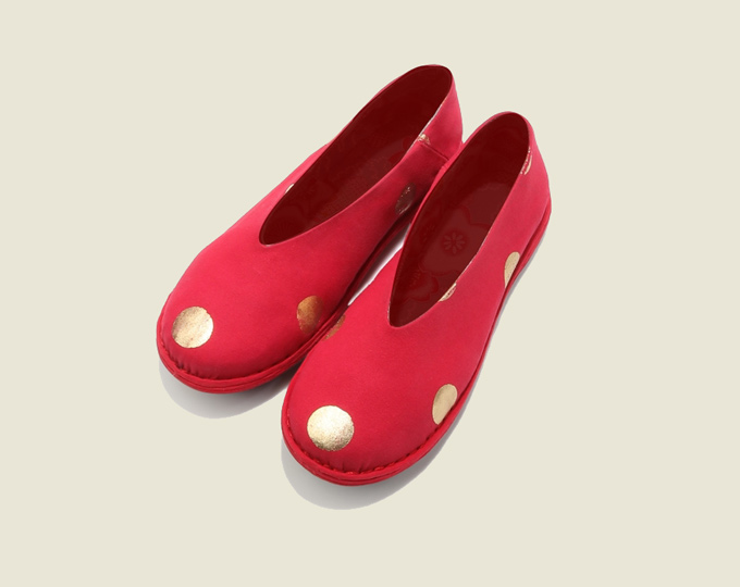 polka-dots-gongfu-handmade-cloth