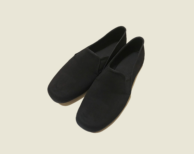 black-handmade-cloth-shoes-with