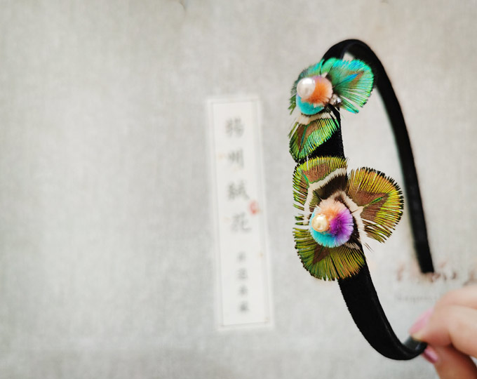 flower-headdress-brooch-yangzhou