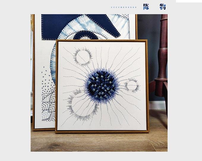 indigo-blue-starry-sky-folding