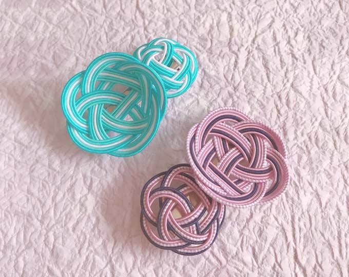 mizuhiki-hair-clips
