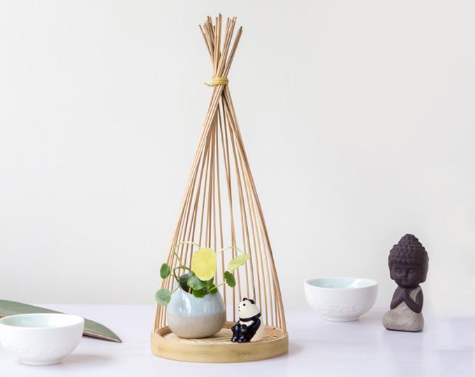 panda-ceramic-vase-bamboo-flower