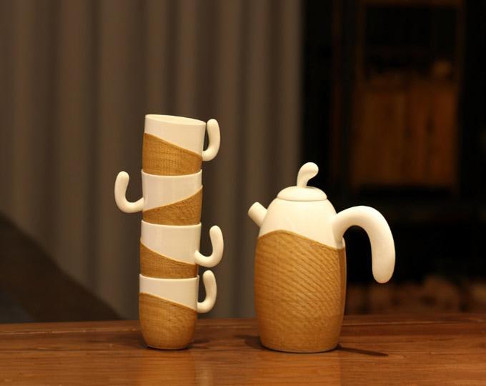 porcelain-coffee-set-made-of B