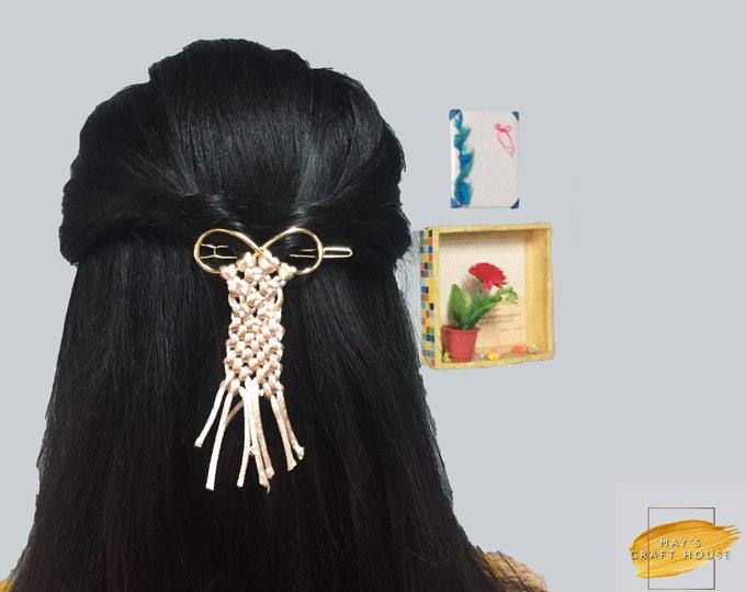 macrame-hair-clip