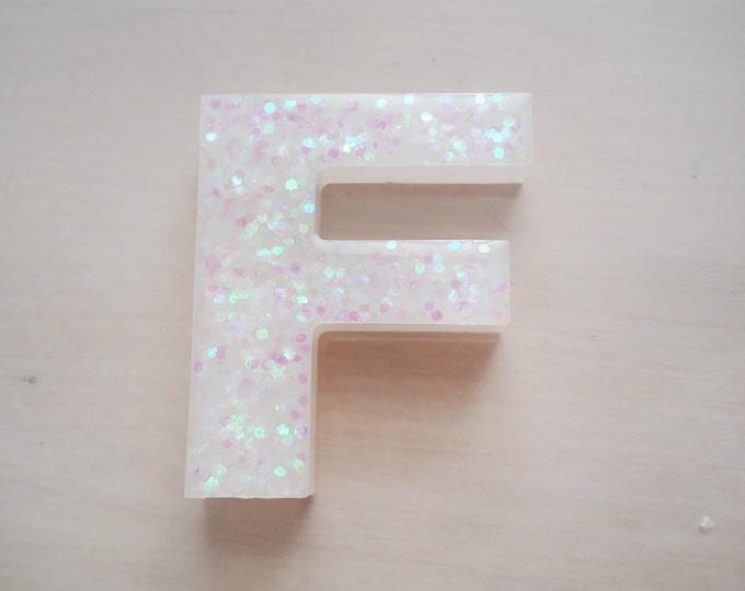 f-letter-keychain