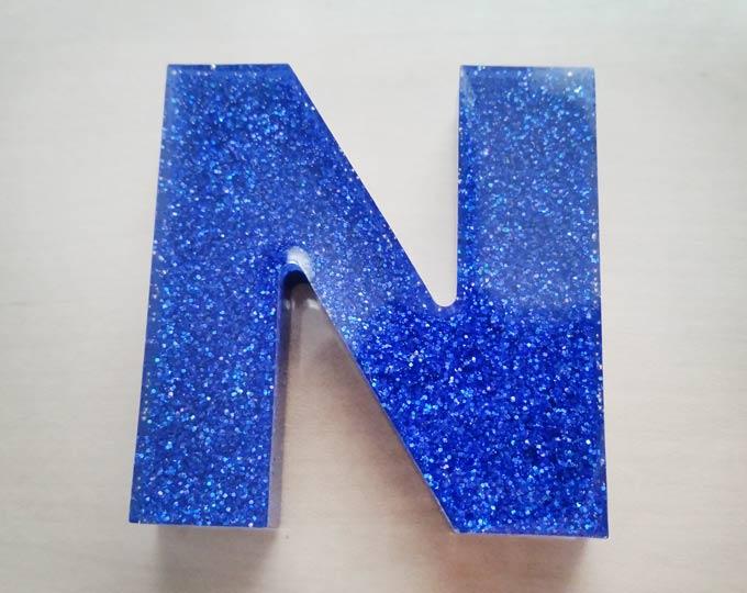 n-letter-keychain