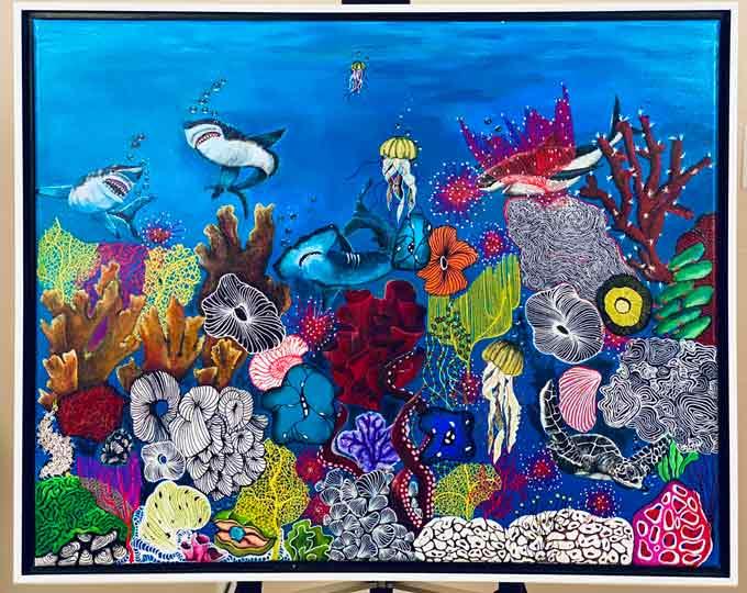 ocean-life-wall-art