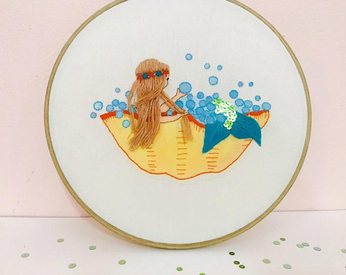 mermaid-hand-embroidery-mermaid