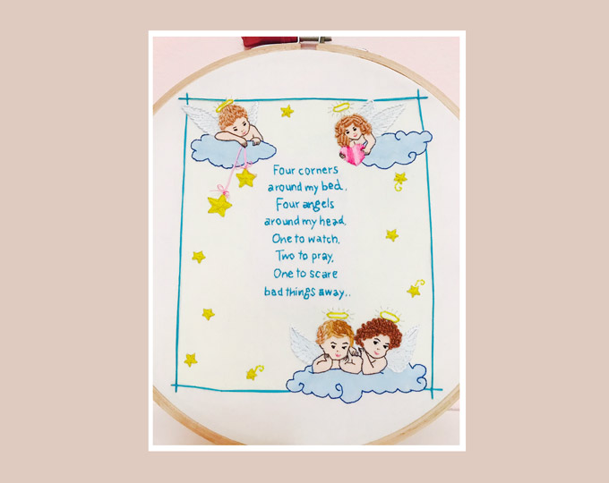 nursery-wall-decor-embroidery-wall A