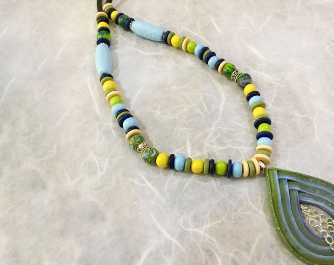 handmade-polymer-clay-necklace A