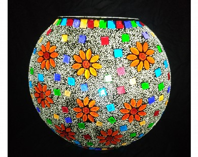 decent-glass-turkish-lamps-for