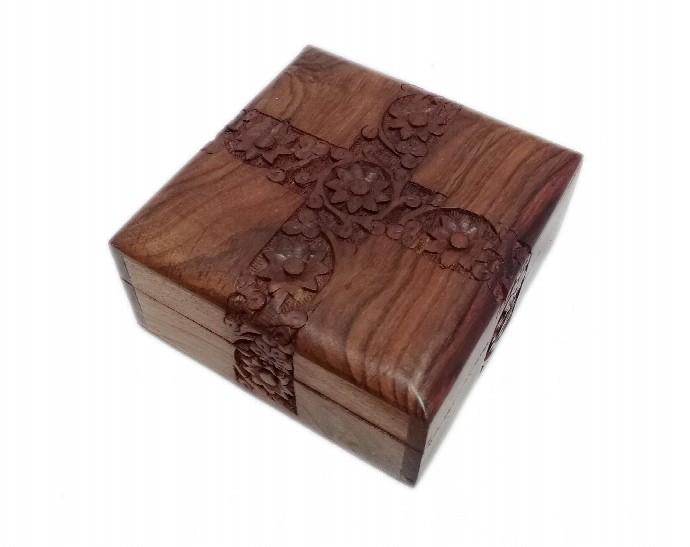 hand-carved-wood-box-sheesham-wood