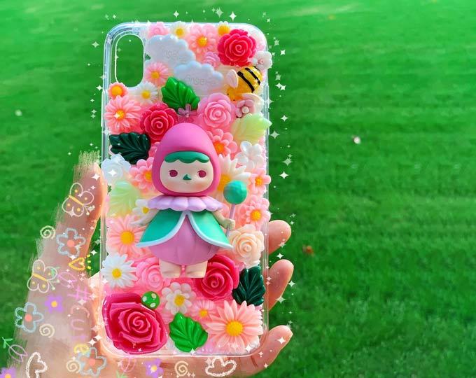 flower-phone-shell