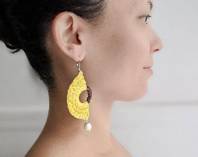 crochet-earrings