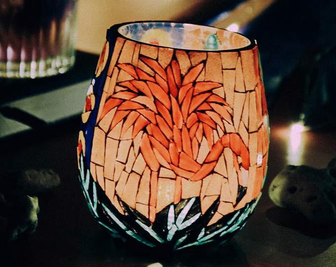 tafsummer-flamingohandmade-mosaic