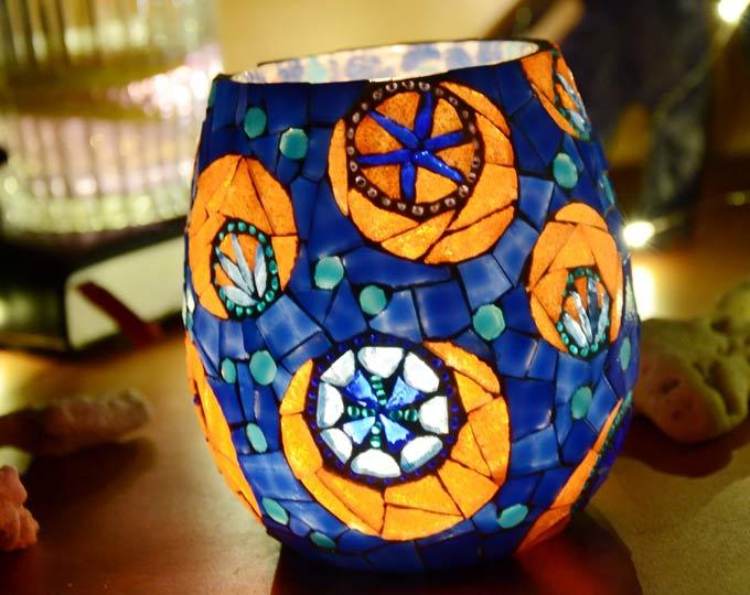tafsummer-blue-bubblehandmade