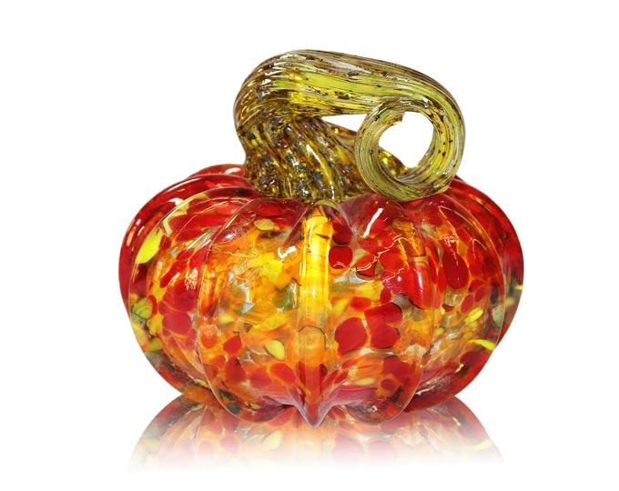 handmade-art-glass-pumpkin