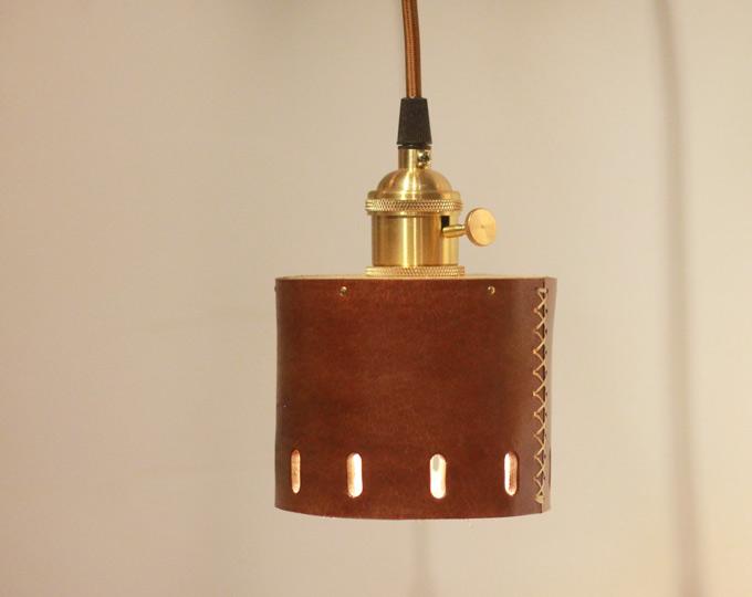 cowhide-bedside-lamp-brass-lamp A
