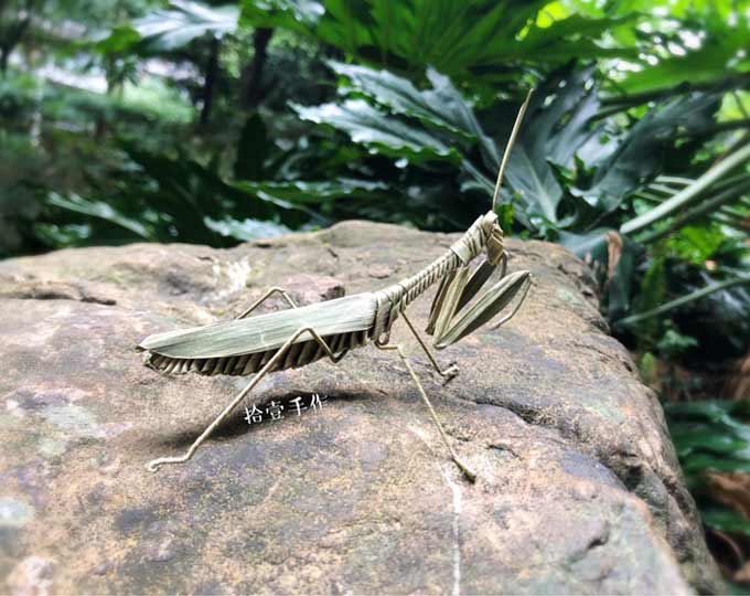 palm-leaf-weaving-mantis-chinese