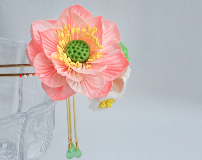 handmade-lotus-hairpin-lotus-fine