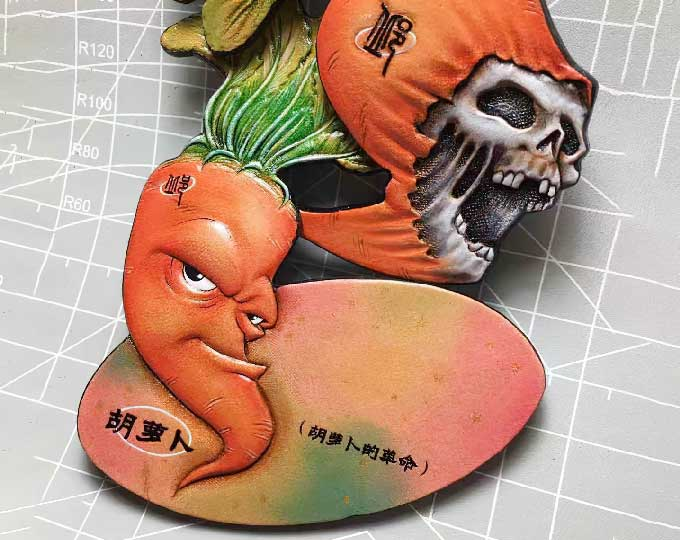 leather-art-works-carrot