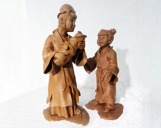 clay-sculpture-handmade-ornaments