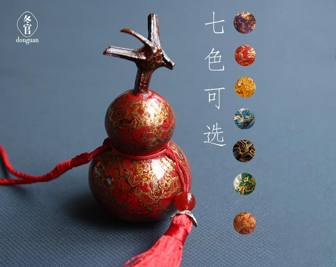 dongguan-chinese-lacquer-gourd A