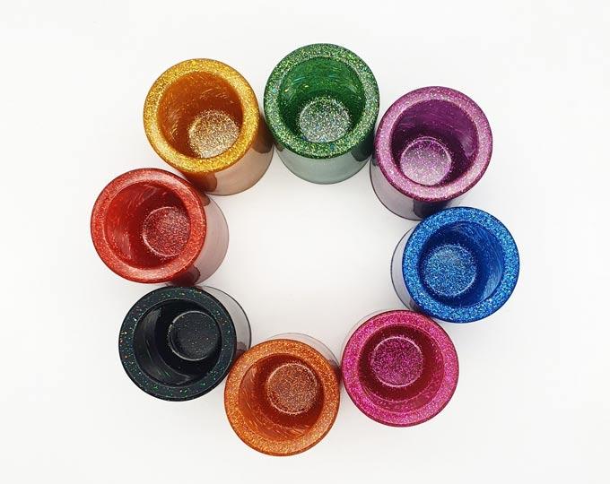 multicoloured-resin-glitter-shot