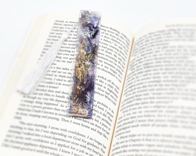 purple-river-resin-bookmark