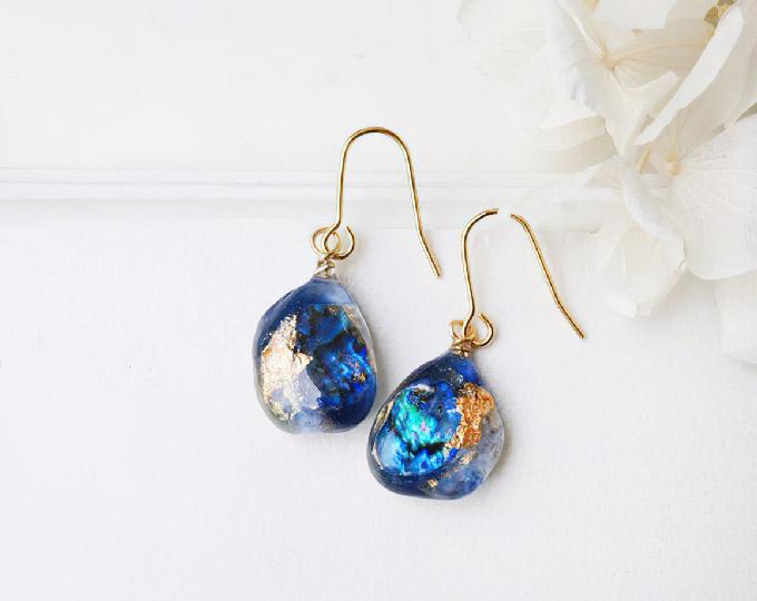 seacolored-glass-art-earrings B