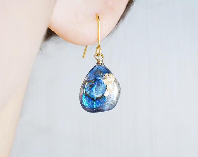 seacolored-glass-art-earrings D