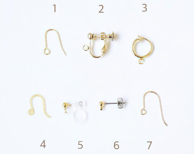 seacolored-glass-art-earrings E
