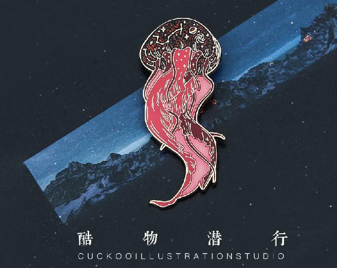 noctiluca-jellyfish-enamel-metal