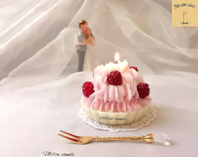 dessert-candle