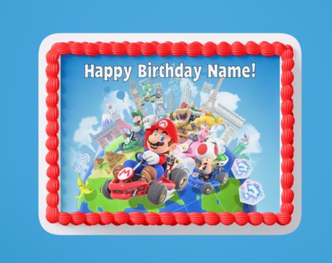 gaming-custom-edible-cake-topper
