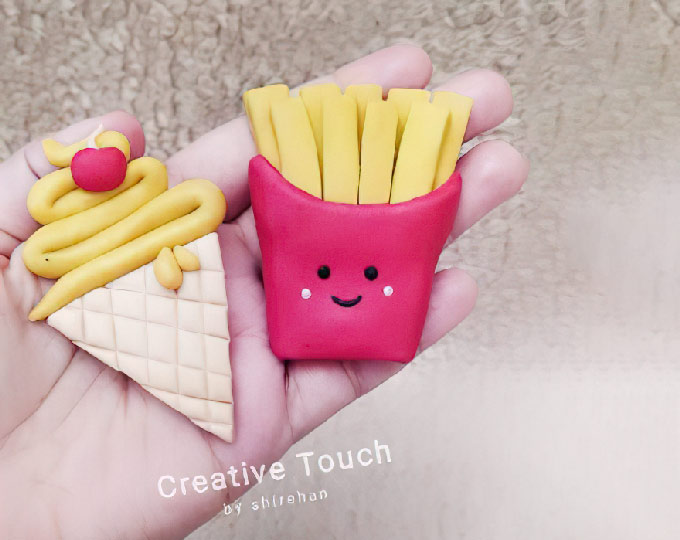 polymer-clay-fridge-magnets