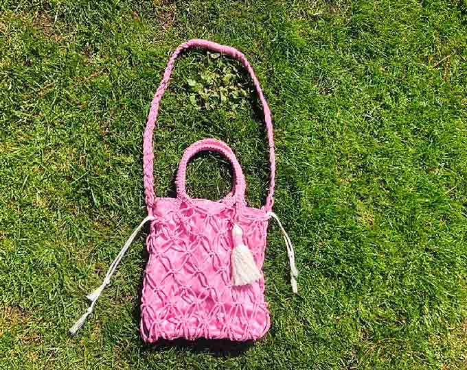 handmade-pink-bag-with-macrame
