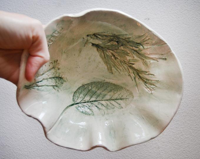 handmade-bowl-with-embossed-leaves