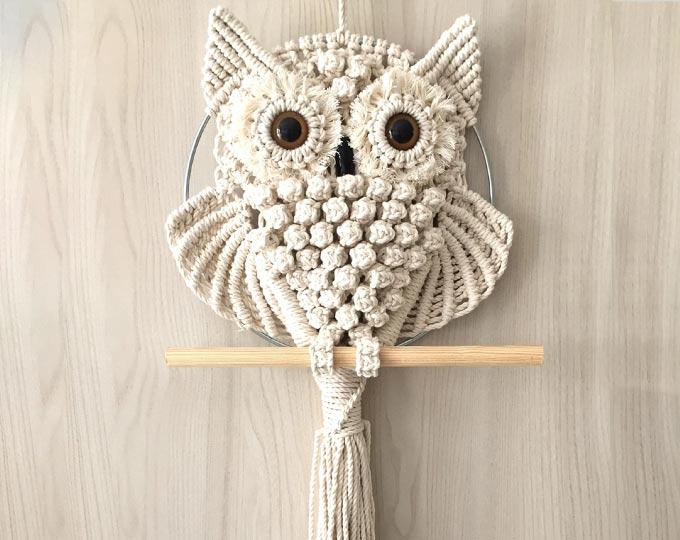 macrame-owl