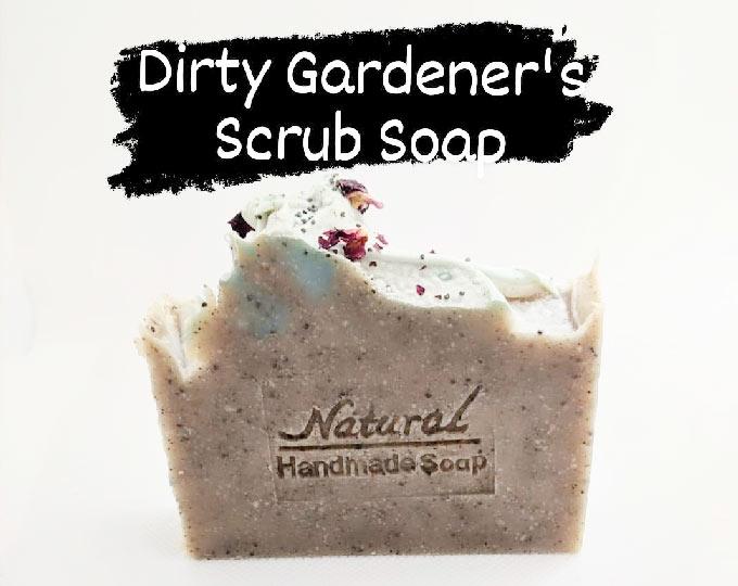 handmade-dirty-gardener-scrub-soap
