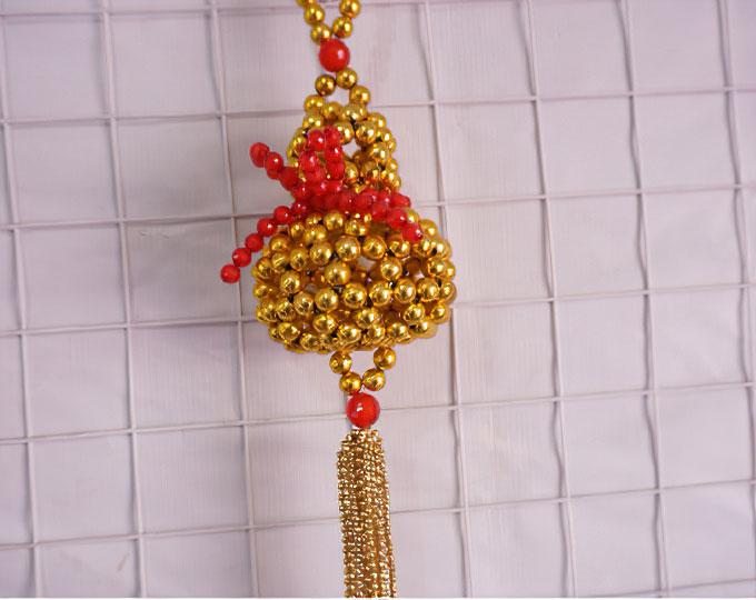 golden-calabash-beading-pendant