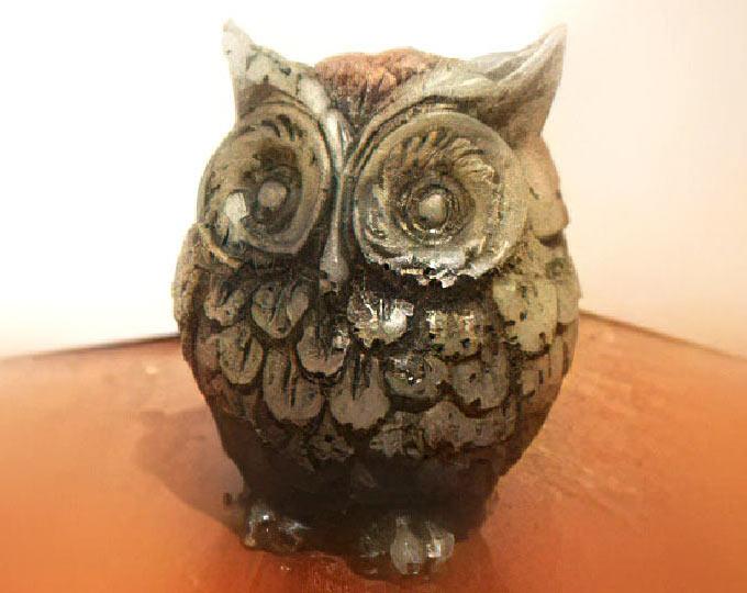 bronze-owl