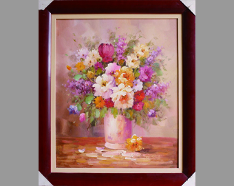 oil-painting-flower