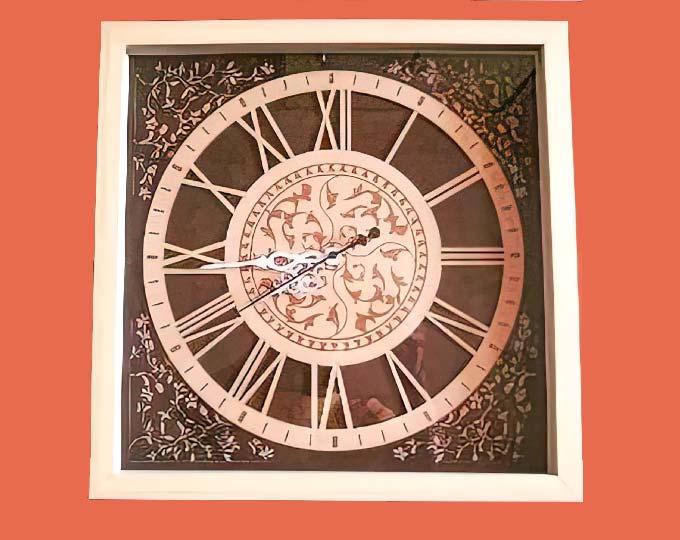 wodden-wall-clock