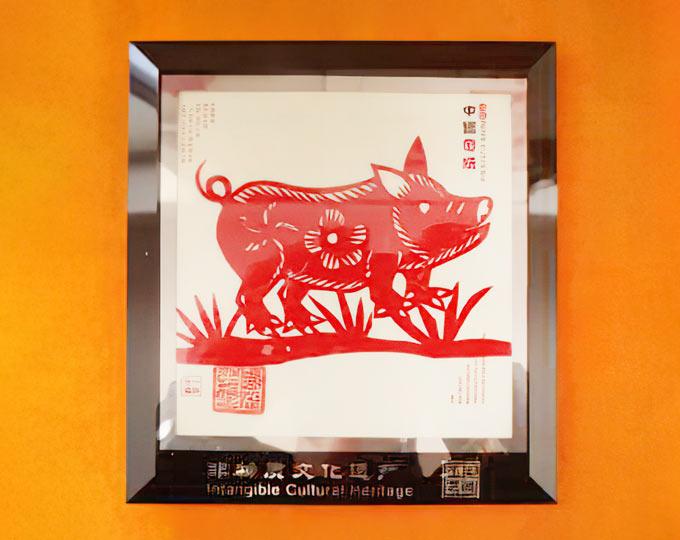 pig-papercut
