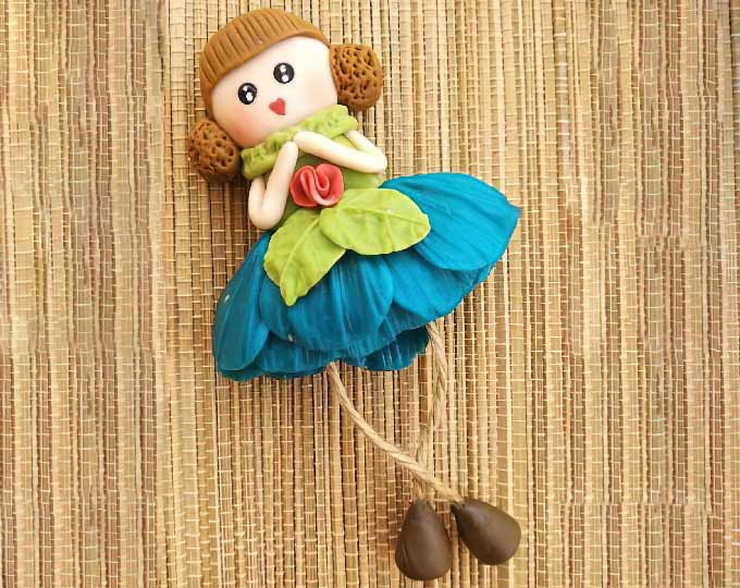 clay-miniature-doll-magnets